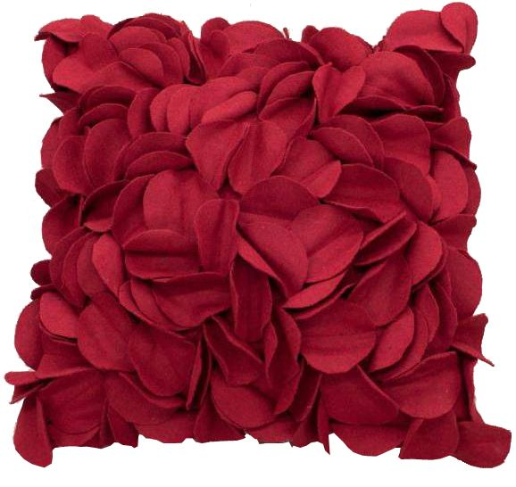 felt-flower-cushion---red