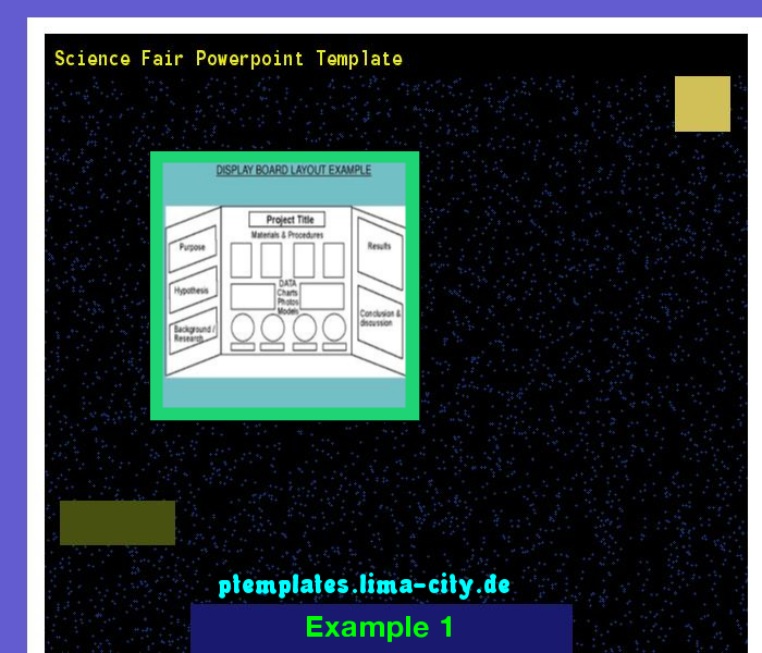 science fair powerpoint template powerpoint templates 135219 the