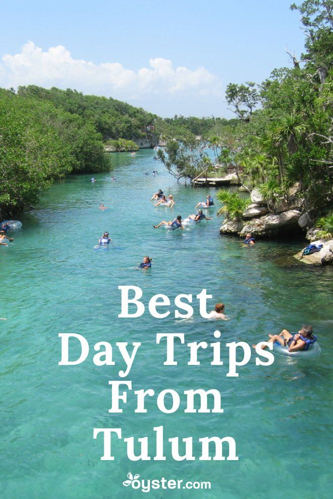 The Best Day Trips From Tulum