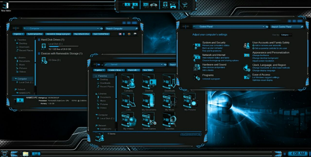 Download: 5 Best Free Windows 10 Themes (Skin Packs) For