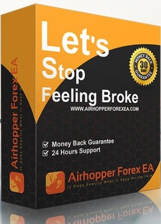 Airhopper Forex EA - new forex robot ! Live account ! http ...