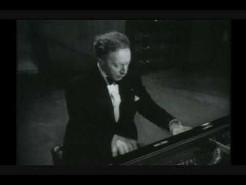 For me, this is the best representation of the greatest pianist who ever lived (imho), Arthur Rubinstein.  Here, he is playing music from the finest composer who ever lived (again, imho).