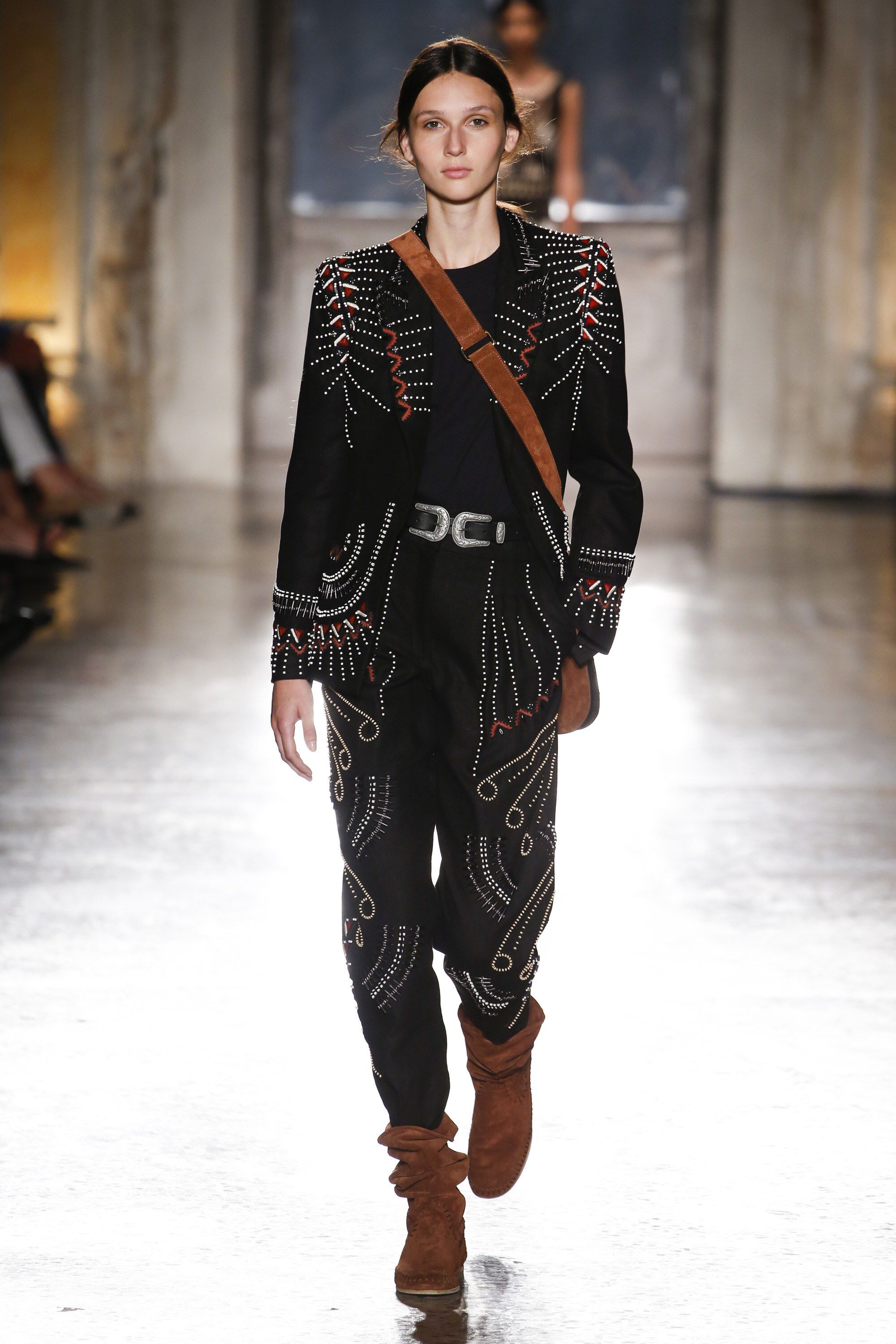 Alberta di philosophy ferretti fall runway review
