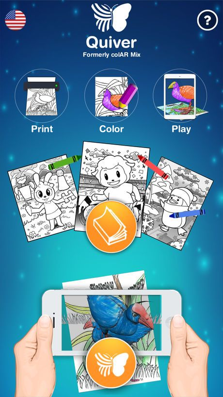 Quiver 3D Coloring App on the App Store (formerly known