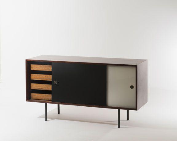 Robin Day Interplan Storage Unit L Edition Hille 1954