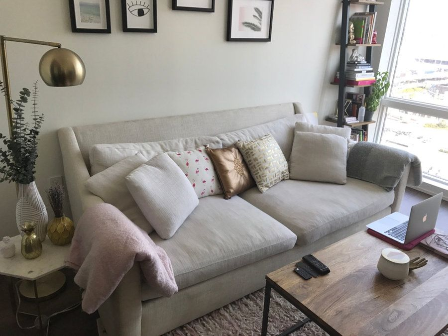 6fe8f9a70 Used Crate   Barrel Verano Sofa for sale in New York