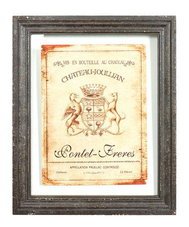 Enchanting Wine Label Wall Art Ideas - Wall Art Collections ...