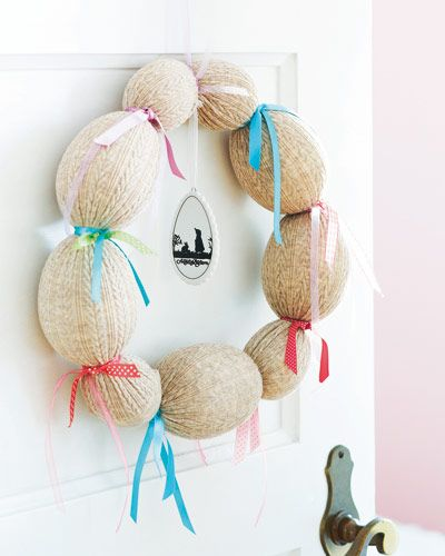 osterbasteleien ideen zum selbermachen pinterest easter wreaths and craft. Black Bedroom Furniture Sets. Home Design Ideas