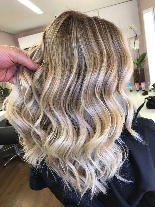 Técnica spotlight • Loiro perolado | Cabelo loiro, Idéias de cabelo loiro,  Matizar cabelo