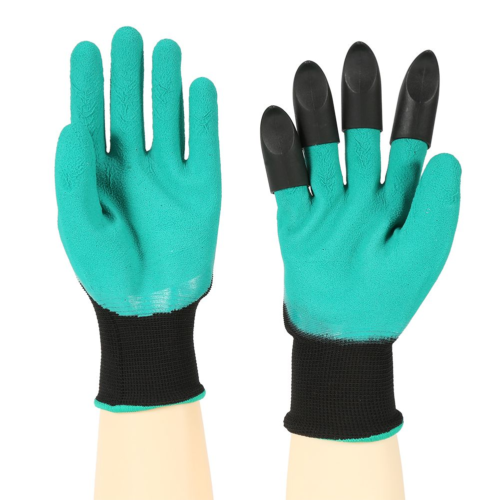 Recomeneded Ejoyous 4 Pairs Garden Glove Digging Planting Safe