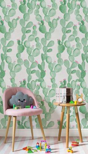 Cactus Themed Room for Kids | Chloe Sue Dunn | Childrens bedroom ...