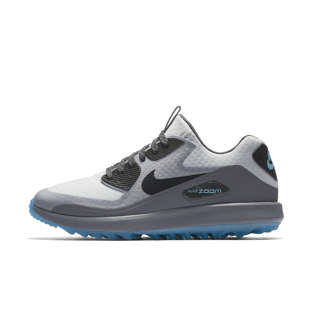 info for a0e45 5d483 Nike Air Zoom 90 IT Men s Golf Shoe Size 11.5 (Silver)