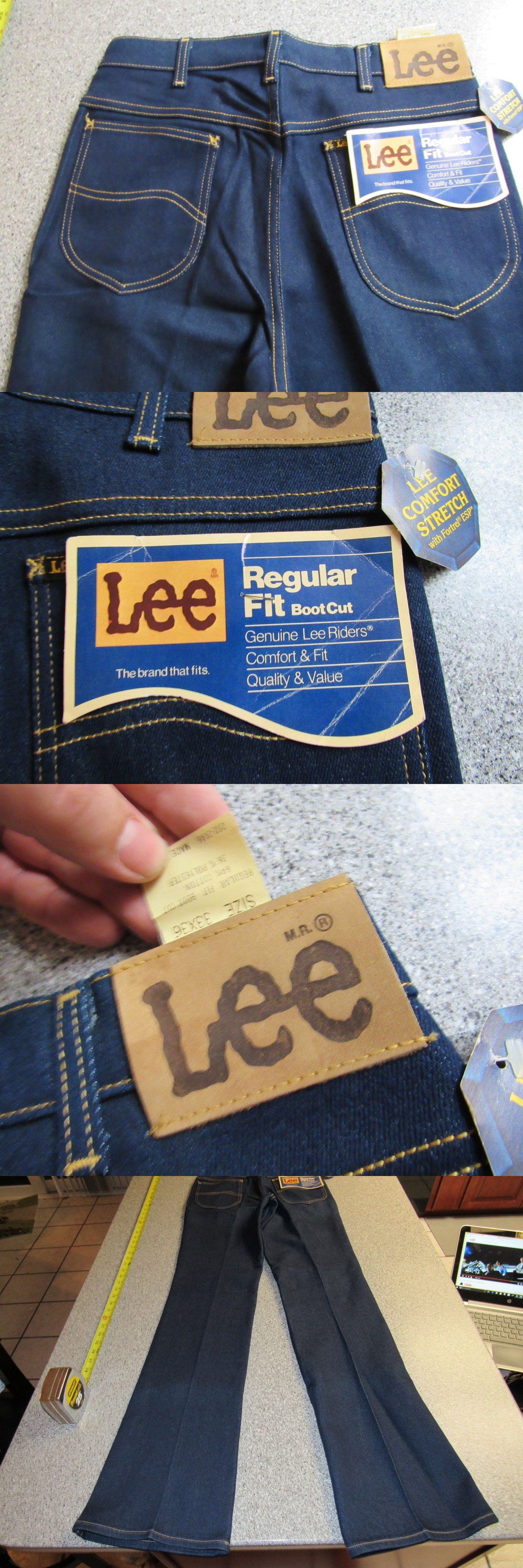lee on ads comforter comfort waist jeans behance gallery