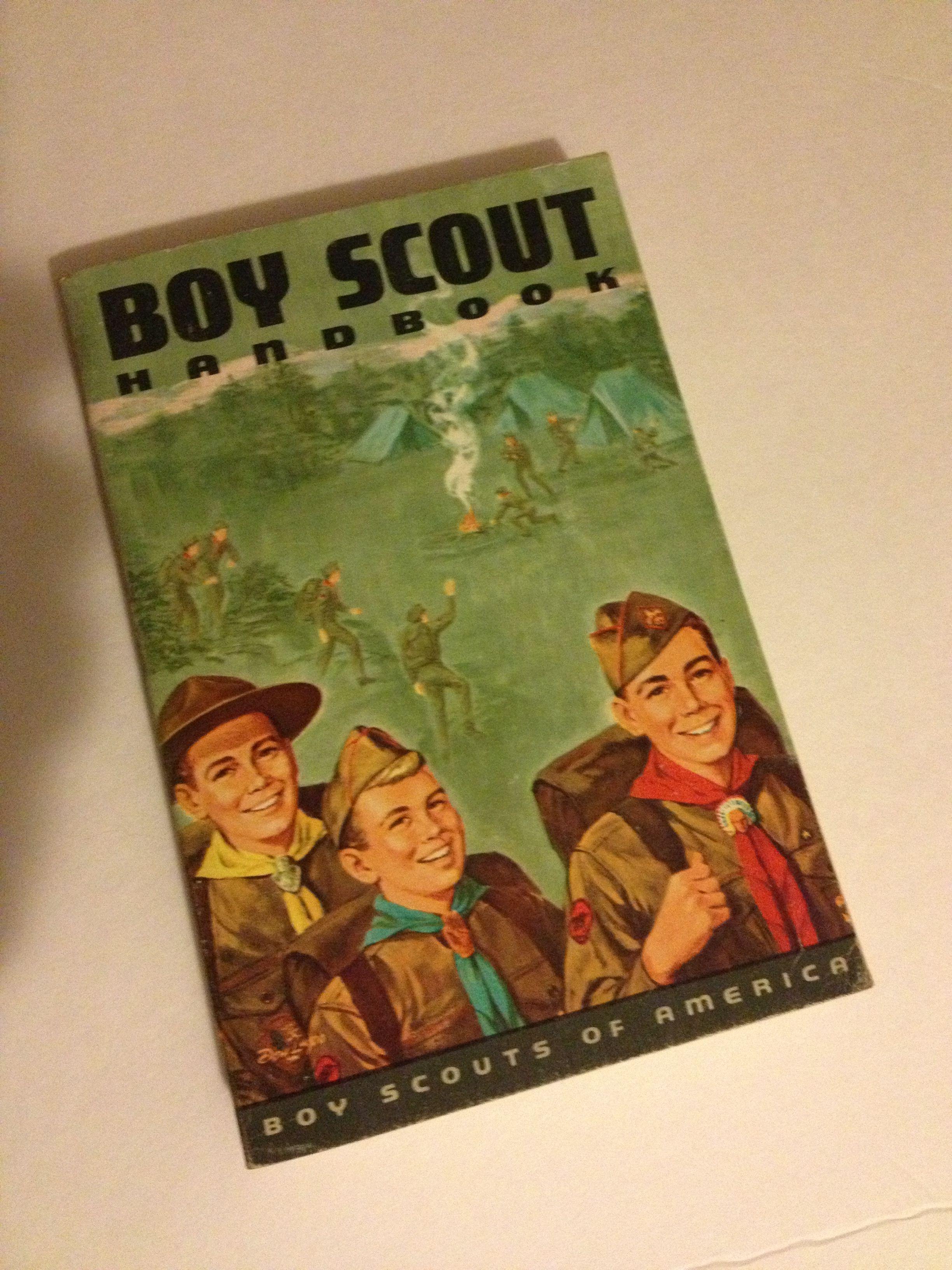 Boy Scout Knot Meme