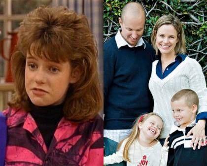 Andrea Barber Kimmy Gibbler On Full House The Tanner S Annoying Next Door Neighbor Retired From Acting After Full H Full House Full House Cast Fuller House