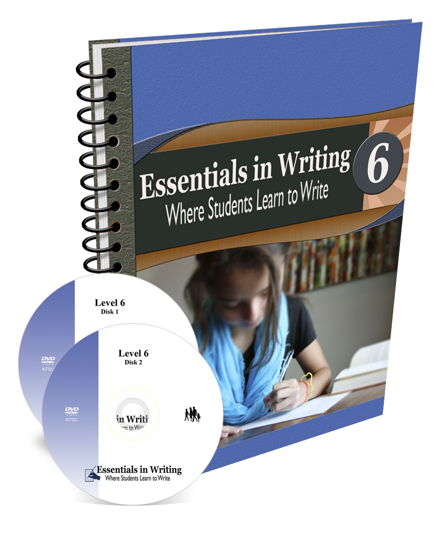 Sixth Grade Writing Curriculum (DVD & Workbook $67) | School Stuff ...