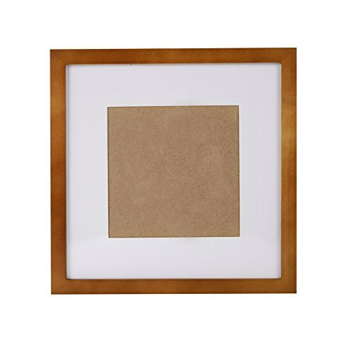 Sunnypeak Brown 10x10 Inch Wood Picture Photo Poster Print Art Frame Made To Display Picture 7x7 Inch With Mat Or 10x10 Inch Without Mat Table Top And Wall Mou Poster Prints