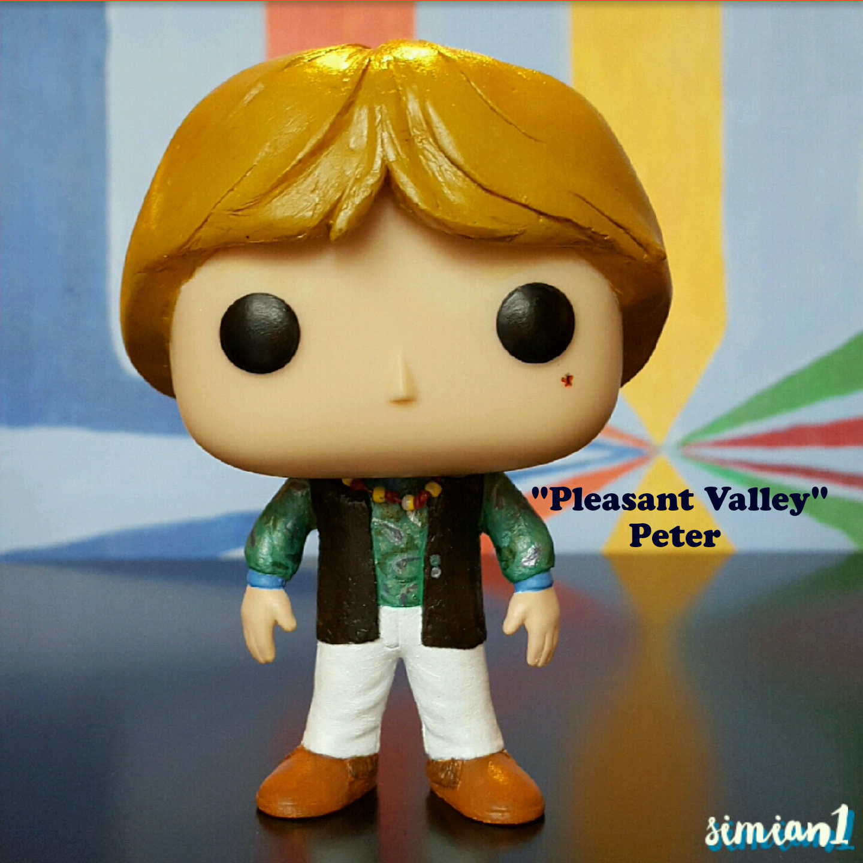Peter Tork Monkees Pop Vinyl Figure Rainbow Room Pop Vinyl Figures Vinyl Figures The Monkees