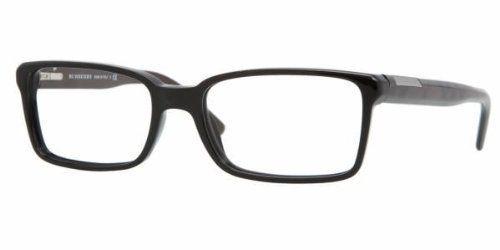 ce887b836448 Burberry Eyeglasses BE2086 3001 Black 54mm Burberry.  113.21