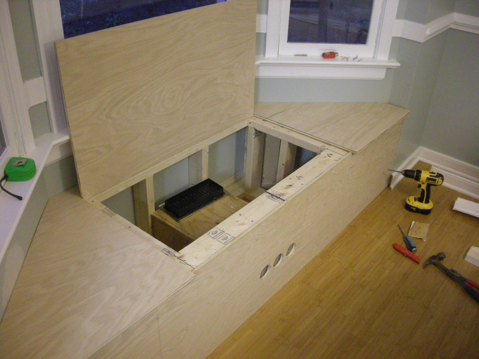 Window Bench Kitchen Tables | Right Now, We Are Working On A Project That I