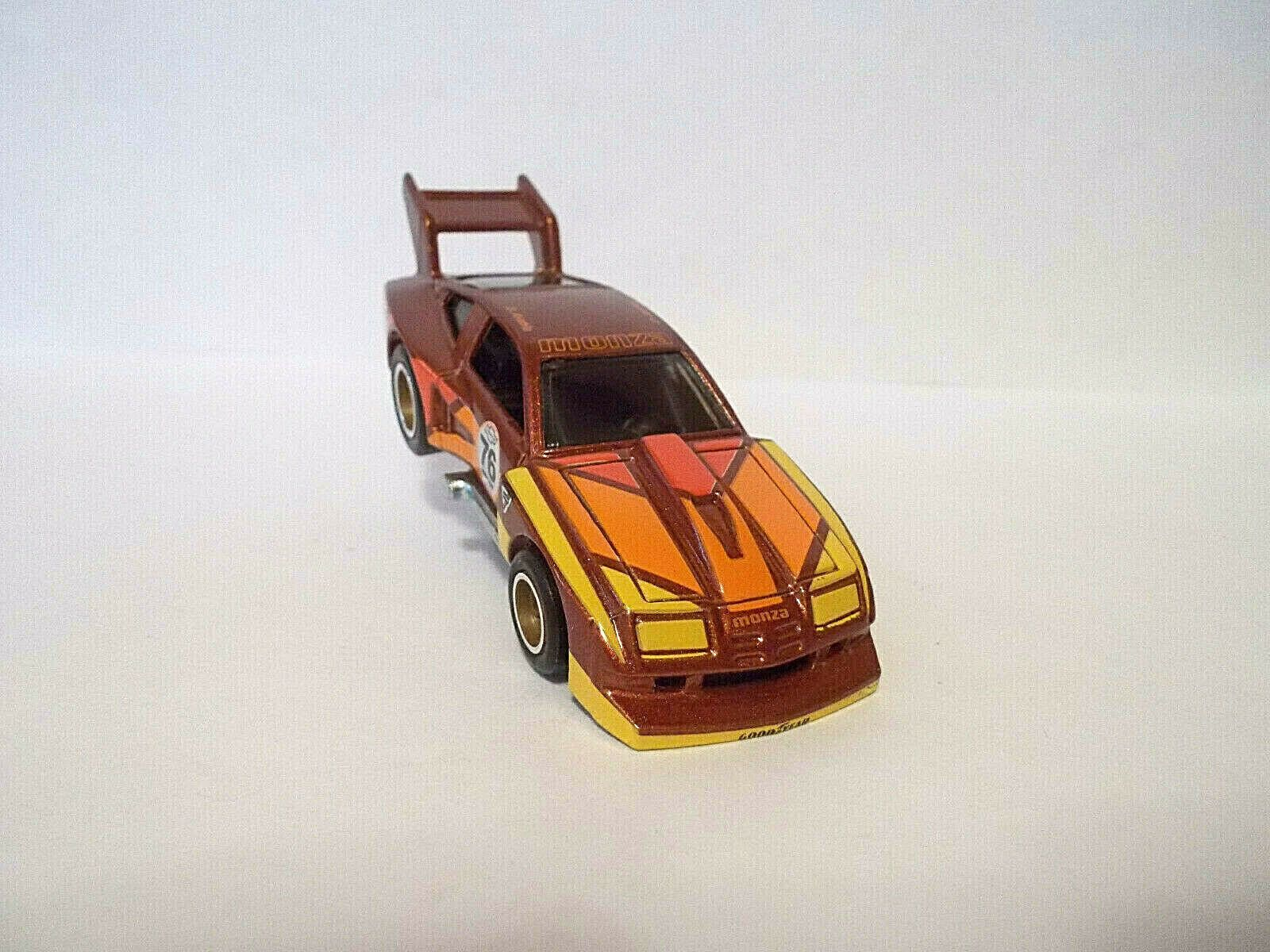 Hot Wheels 76 1976 Chevy Monza 2019 Silhouettes Car Culture 1 64