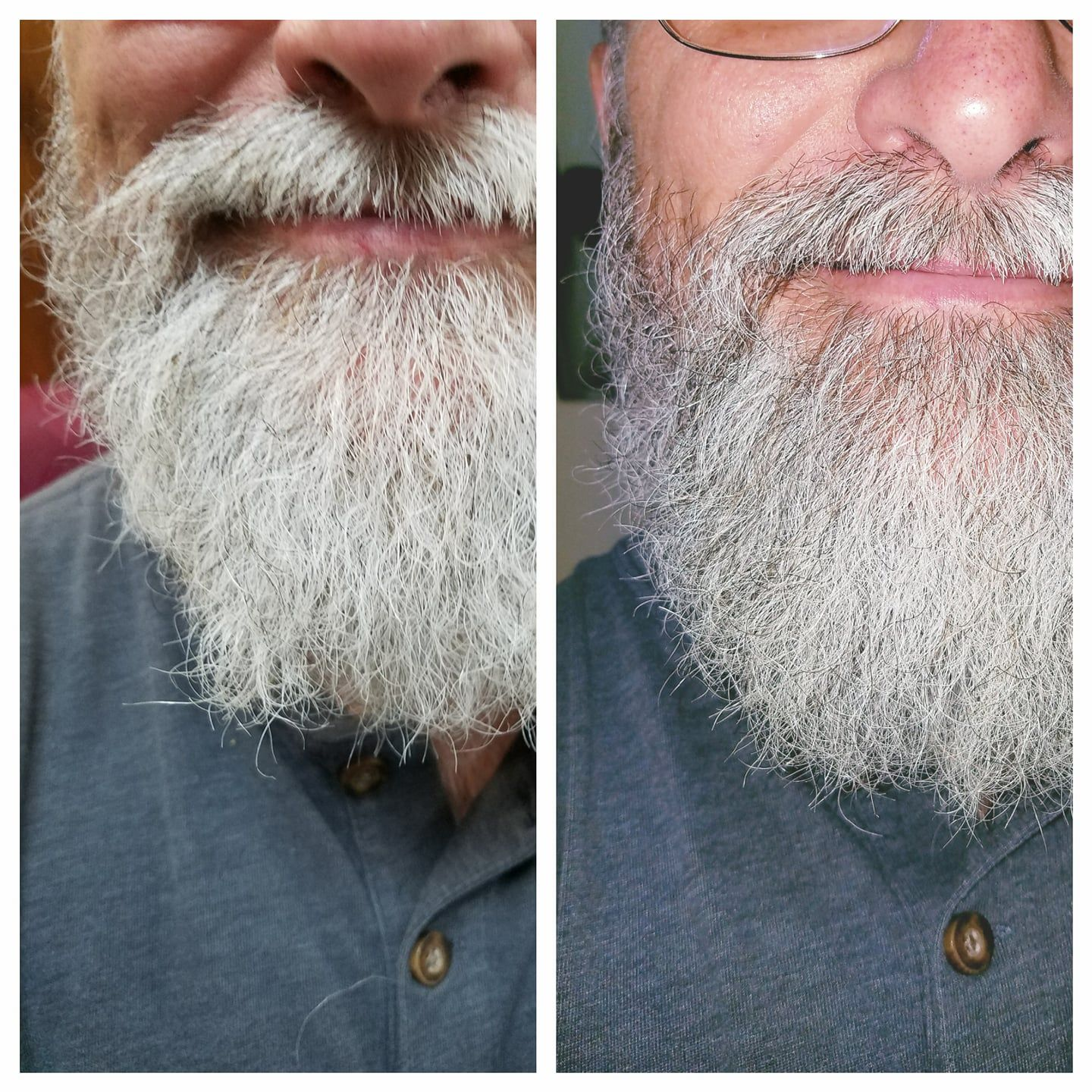 Here's our first Monat Beard Shampoo and conditioner. Also