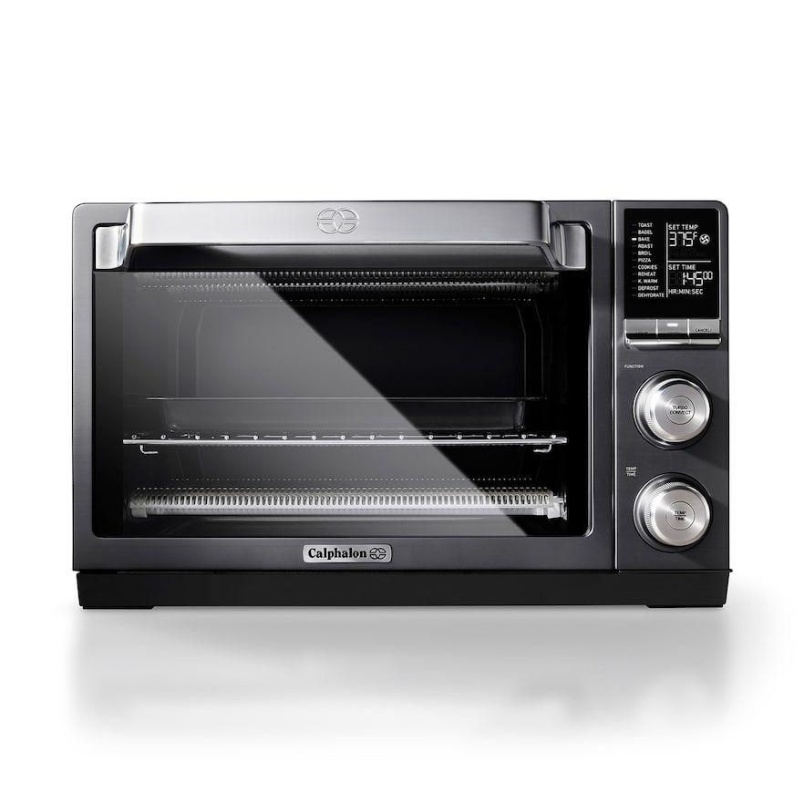 Calphalon Electrics Quartz Heat Convection Toaster Oven Grey