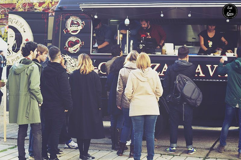 La Virgen Food Truck - Street Food Madrid
