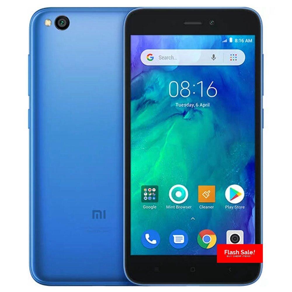 Xiaomi Redmi Go 5 0 Inch 4g Lte Smartphone Snapdragon 425 1gb 8gb 8 0mp Rear 5 0mp Front Camera Android Special Edition System Globa Xiaomi Dual Sim Smartphone