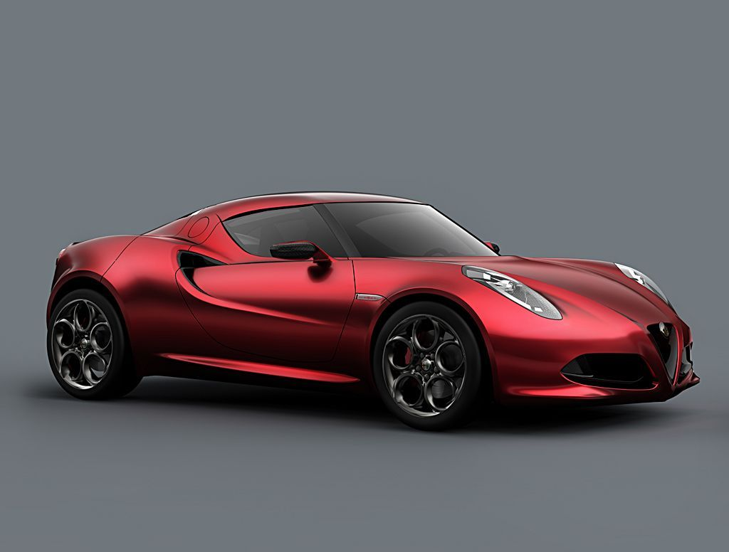 Alfa Romeo 4c Wallpaper Car Hd Wallpaper Car Picture