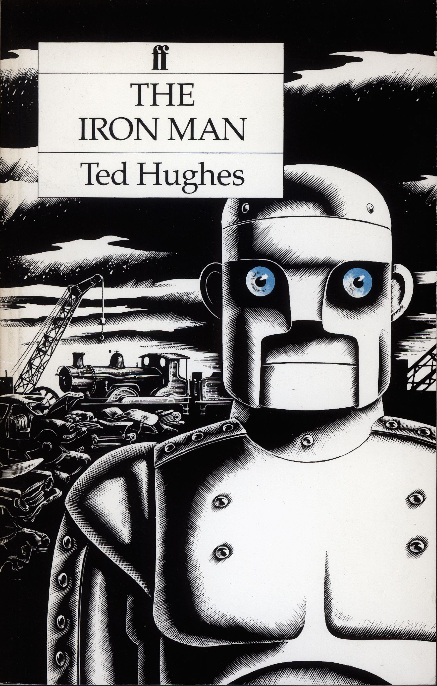 e9abbfcc75 Iron Man Ted Hughes, The Iron Giant, Library Pictures, Iconic Characters,  British