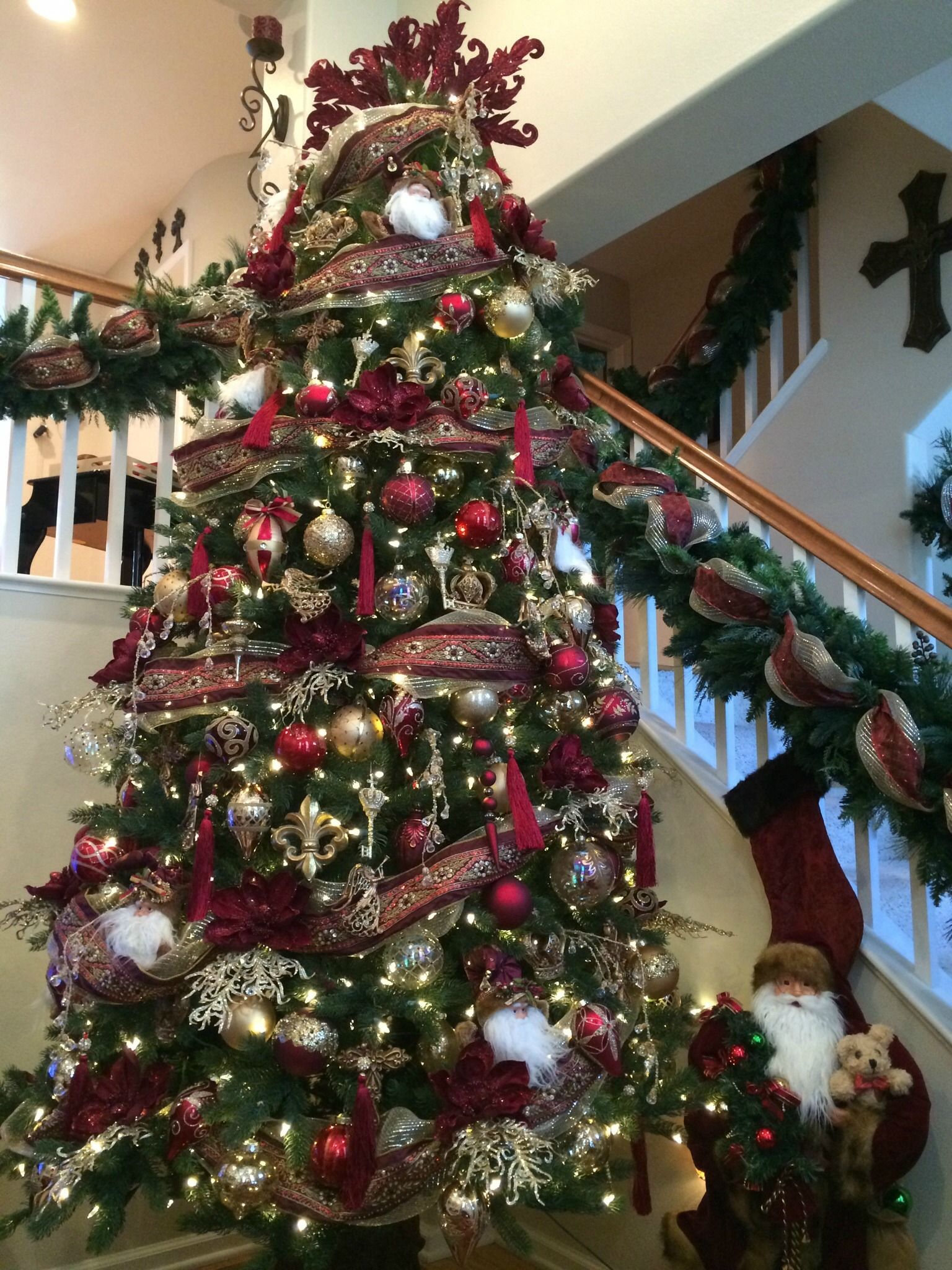 Photo Credit Anthony Picciotto Frontgate Holiday Decor