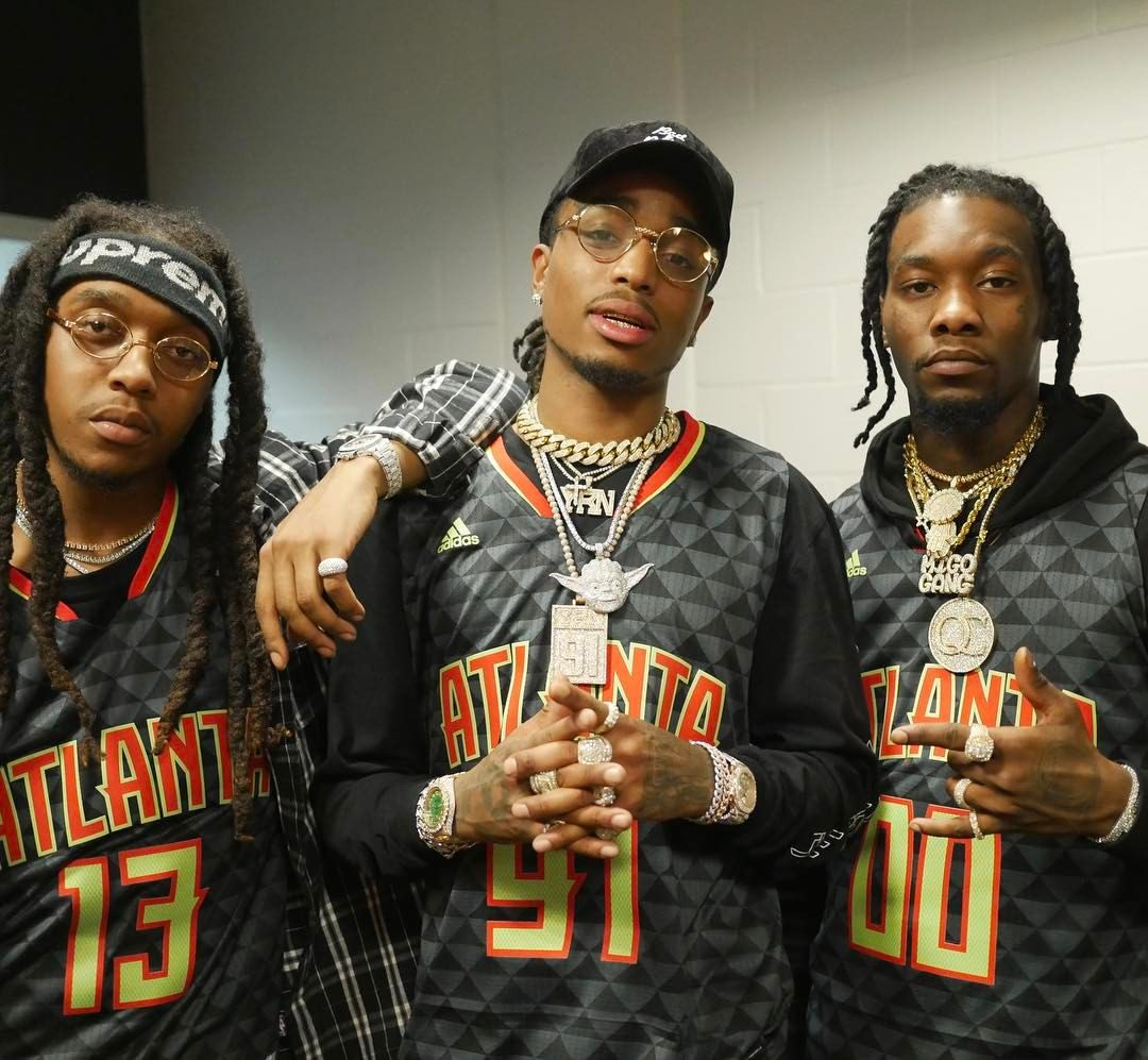 Pin by Straight Spoiled 💤 on Celebs in 2019   Rap, Music, Migos