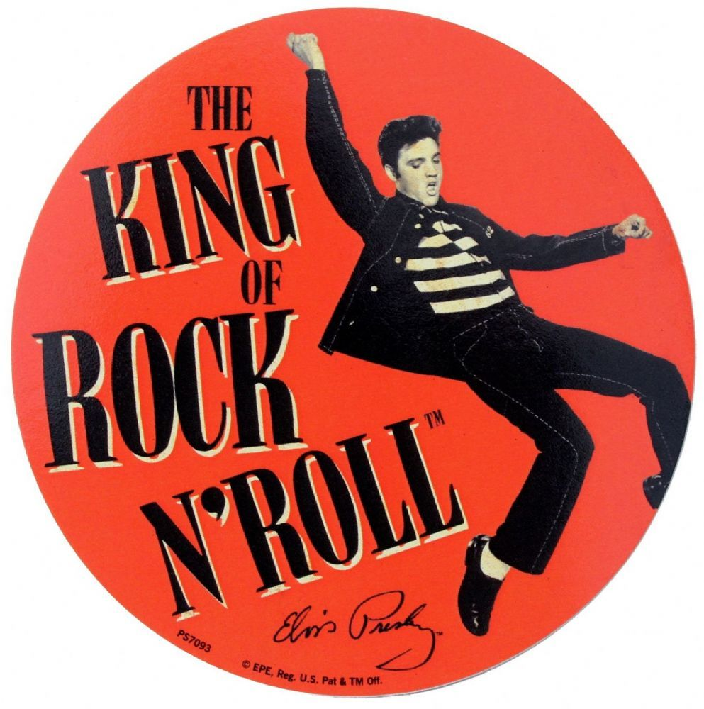 Resultado de imagen de the king of rock and roll