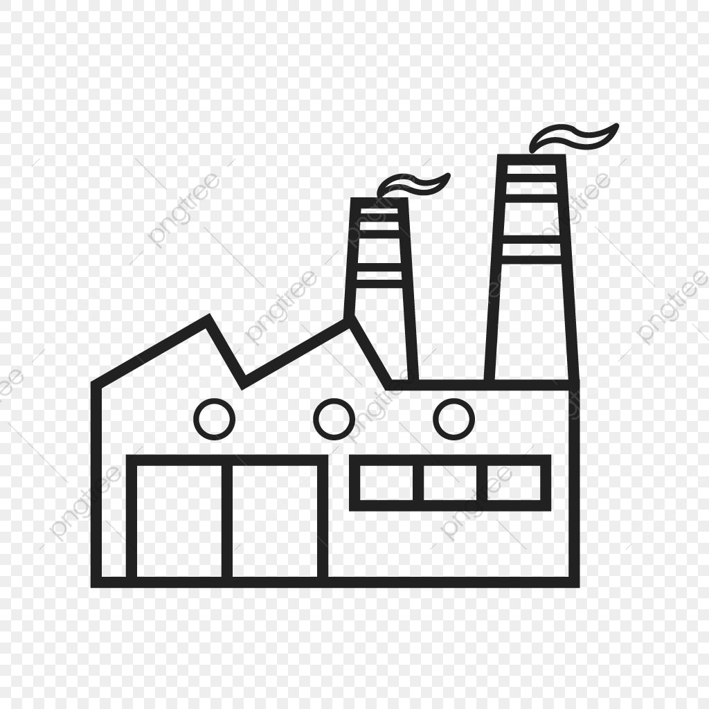 Factory Icon Symbol Sign Factory Icon Free Vector Illustration Vector Free