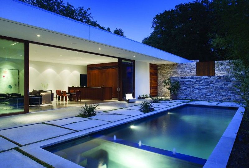 The Glenwood Residence by Wernerfield Architects Arquitectura