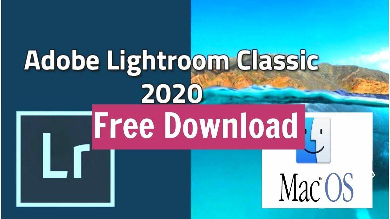 Lightroom for mac free