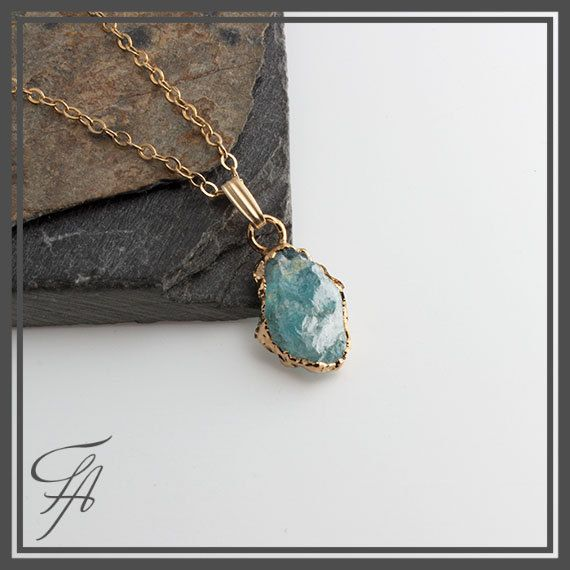 Sea blue apatite necklaceapatite pendantsmall pendantgold charm sea blue apatite necklaceapatite pendantsmall pendantgold charmhandmade charmgemstone necklaceuncut stone charmrough stone necklace mozeypictures Gallery