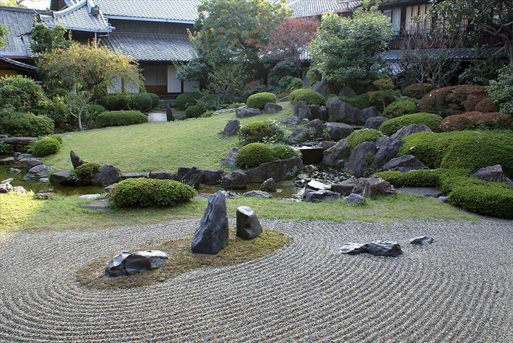 20 jardines japoneses jardineria Pinterest Jardines japoneses
