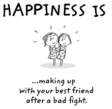 Image result for best friend fighting quotes | Friends like ...