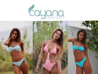 Cayana, beachwear made in Portugal: love it!