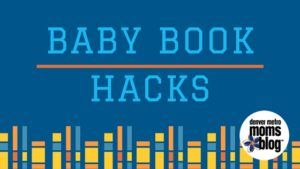 Baby Book Hacks