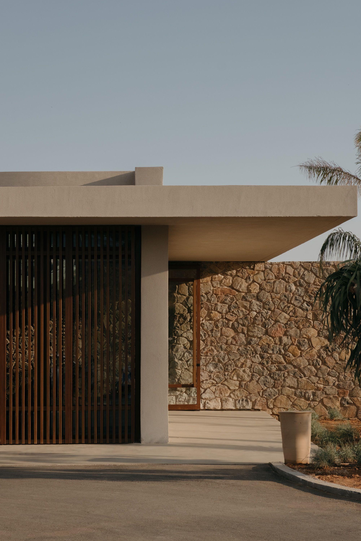 Casa Cook Chania Crete Greece Modern House Design