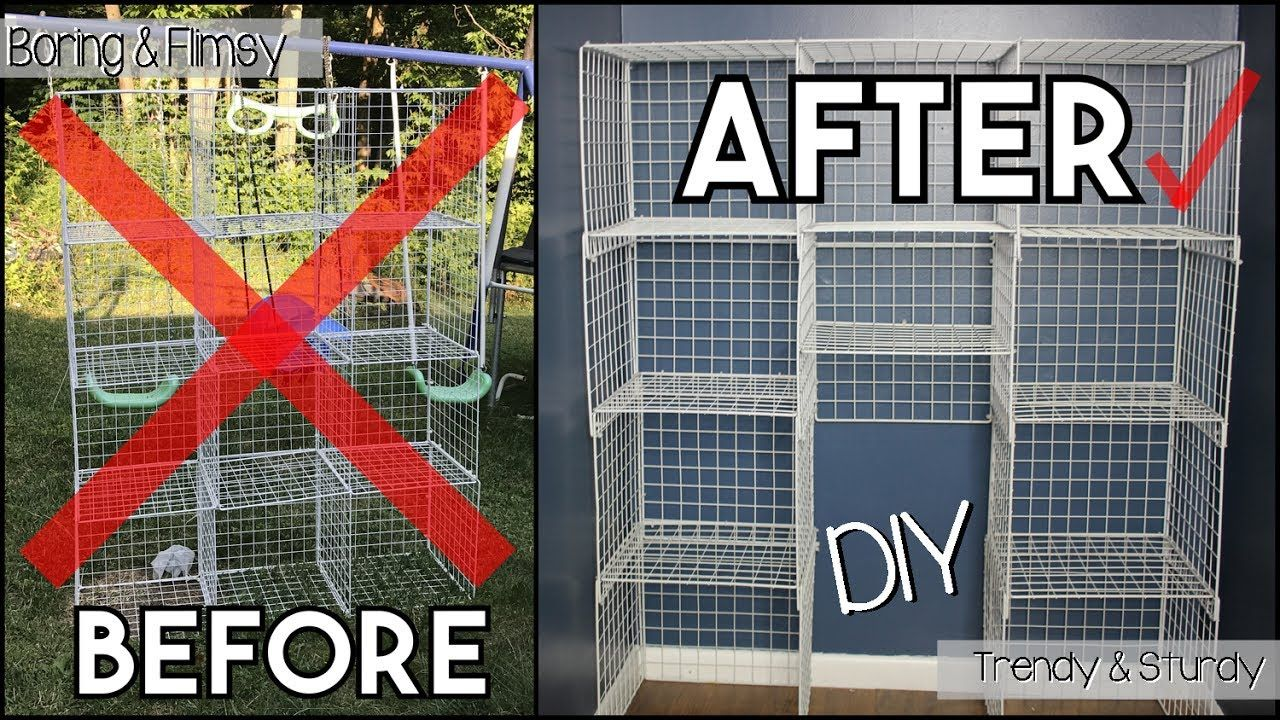 Inexpensive Wire Cube Shelf Makeover How To Transform Your Cheap Flims Cube Storage Shelf Makeover Cube Shelves