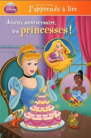 Joyeux Anniversaire Princesse Collectif Katia Divine Books