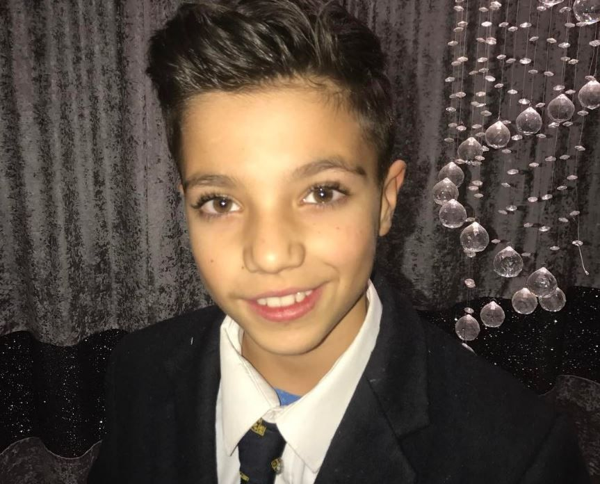 Katie Price and Peter Andre are no doubt extremely proud of their son Junior today after he took to Instagram to defend his older brother, Harvey...