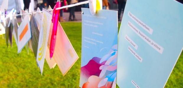 Ideoita & inspiraatiota kesäjuhliin @Asuntomessublogit