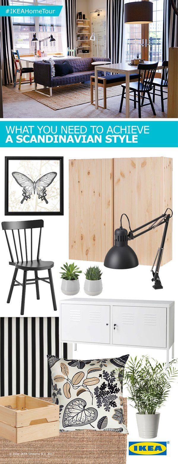 Design Your Room Online Ikea: Looking For A Scandinavian Style In Your Home? The IKEA