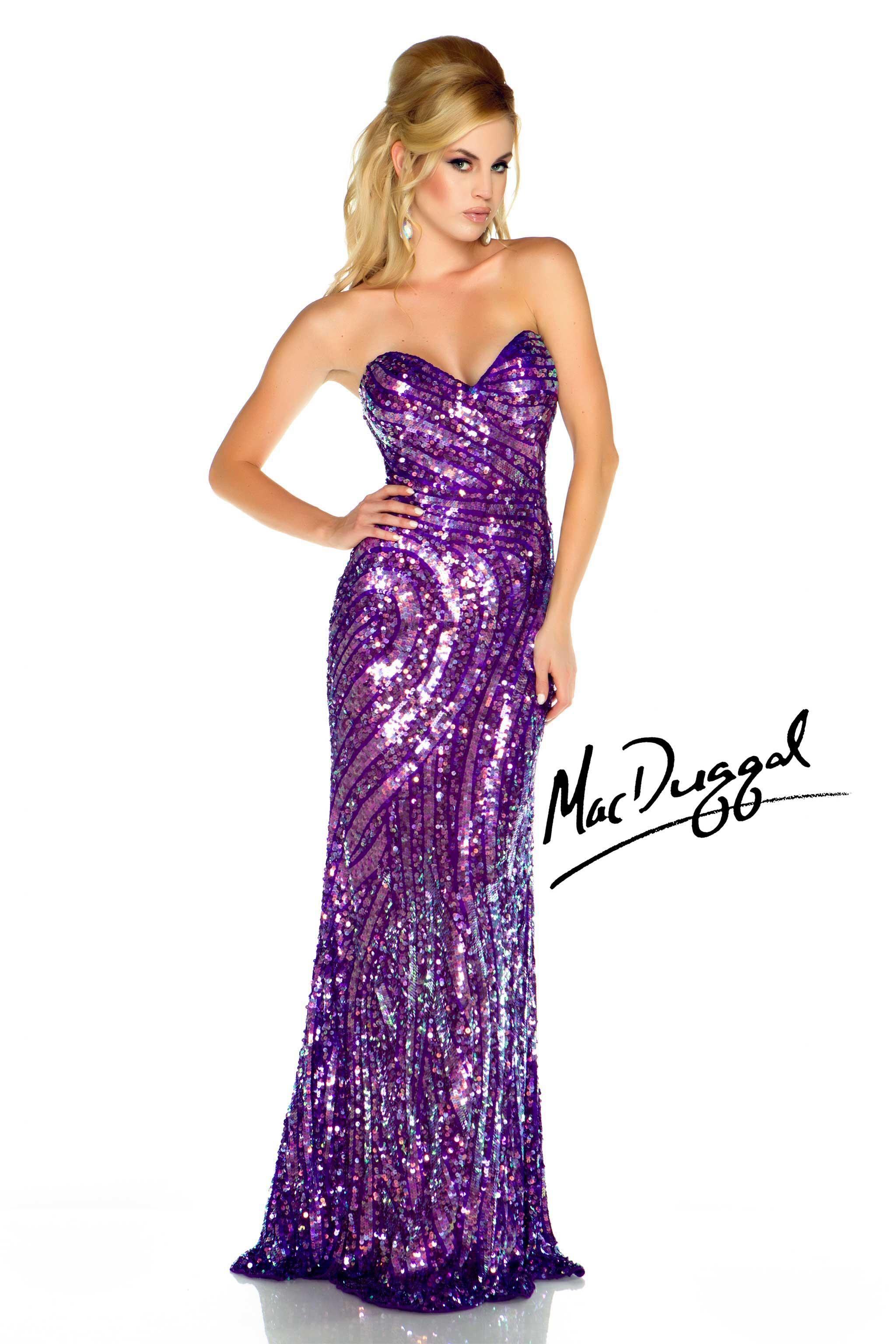 Purple Prom Dress With Sweetheart Neckline | prom | Pinterest