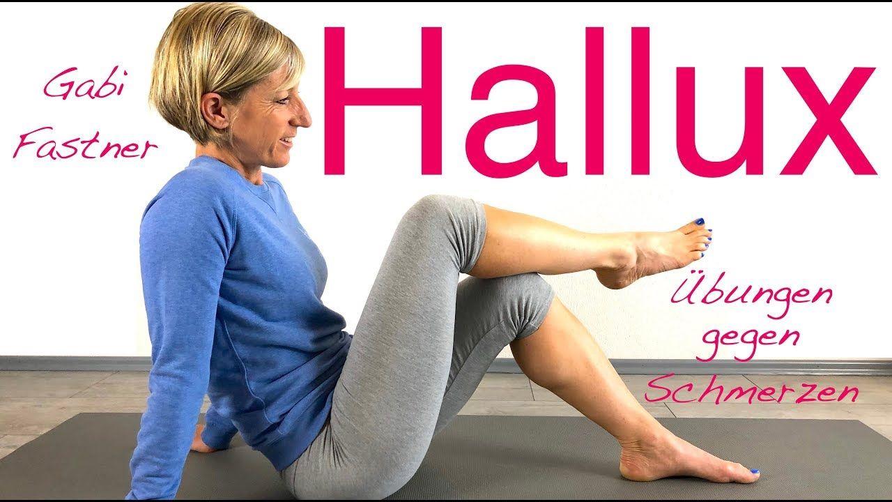 �6 min. Hallux-Valgus-Zeh Beschwerden lindern, ohne Geräte